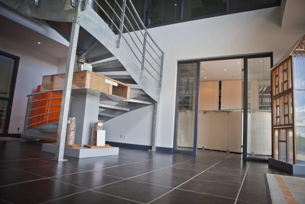 interieur bureau maupin isolation entreprise certifié rge qualibat 86 37 indre et loire vienne
